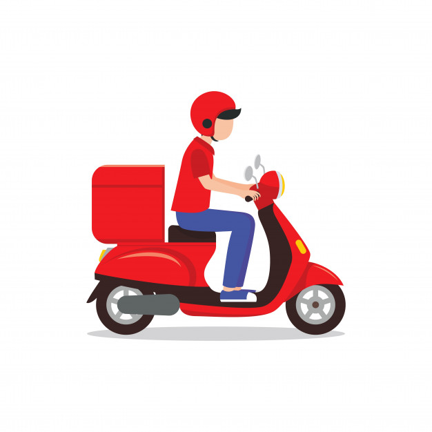 delivery-man-riding-red-scooter-illustration_9845-14